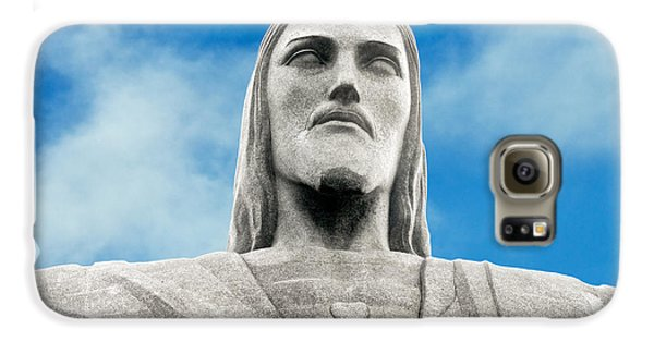 Brazilian Christ Galaxy S6 Case