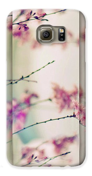Galaxy S6 Case featuring the photograph Breezy Blossom Panel by Jessica Jenney