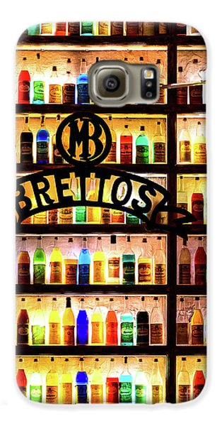Brettos Bar In Athens, Greece - The Oldest Distillery In Athens Galaxy S6 Case