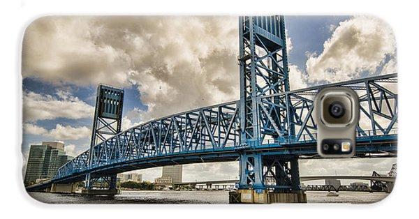 Bridge Of Blues Galaxy S6 Case
