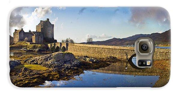 Bridge To Eilean Donan Galaxy S6 Case by Gary Eason
