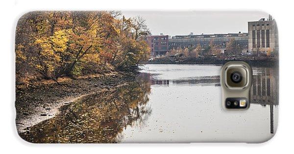 Bridgeport Factory Galaxy S6 Case by Lora Lee Chapman