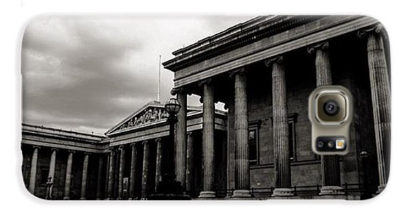London Galaxy S6 Case - #britishmuseum #london #thisislondon by Ozan Goren
