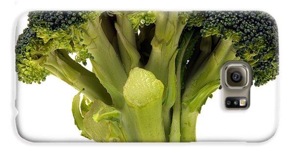Broccoli  Galaxy S6 Case by Olivier Le Queinec