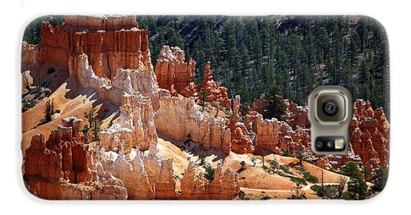 Mountain Galaxy S6 Case - Bryce Canyon  by Jane Rix
