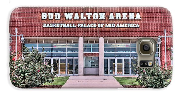 Bud Walton Arena Galaxy S6 Case by JC Findley