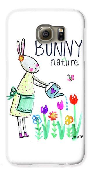 Bunny Nature Galaxy S6 Case