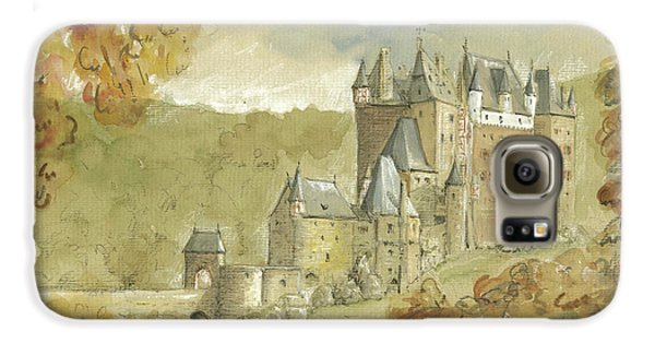 Burg Eltz Castle Galaxy S6 Case by Juan Bosco