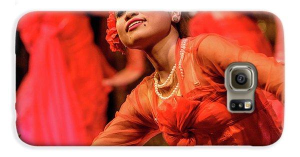 Burmese Dance 1 Galaxy S6 Case
