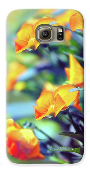Galaxy S6 Case featuring the photograph Buttercups by Jessica Jenney