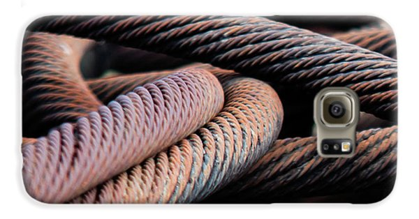 Cable Chaos Galaxy S6 Case