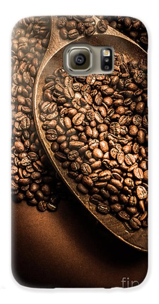Cafe Aroma Art Galaxy S6 Case