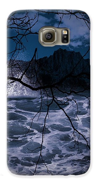 Caliginosity Galaxy S6 Case