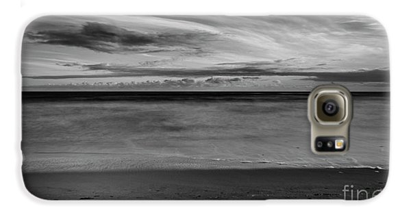 Galaxy S6 Case featuring the photograph Calming Seas by Linda Lees