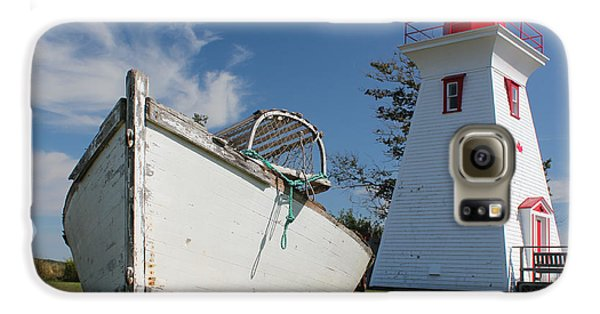 Canadian Maritimes Lighthouse Galaxy S6 Case