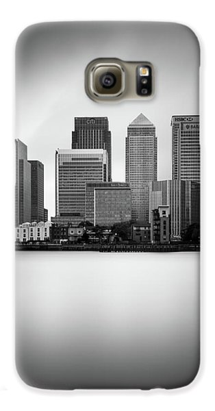 Canary Wharf II, London Galaxy S6 Case by Ivo Kerssemakers