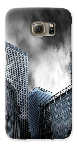 Canary Wharf Galaxy S6 Case by Martin Newman