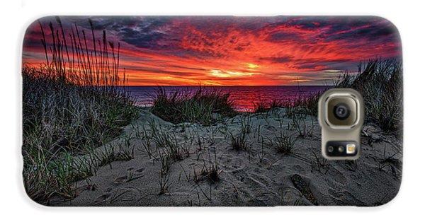 Cape Cod Sunrise Galaxy S6 Case