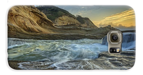 Cape Kiwanda Galaxy S6 Case by Rick Berk