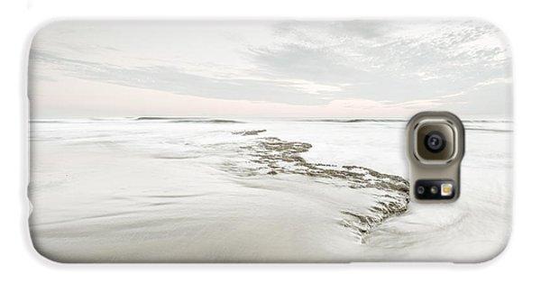 Cardiff Pastels Galaxy S6 Case by Alexander Kunz