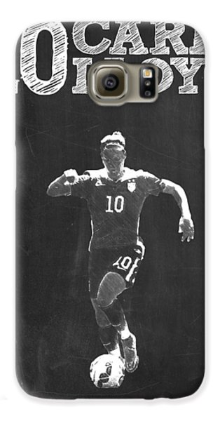 Carli Lloyd Galaxy S6 Case by Semih Yurdabak