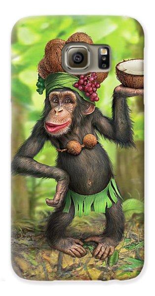 Carmen Coconuts Galaxy S6 Case