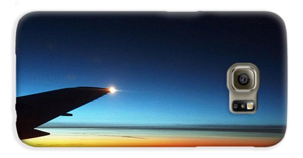 Carolina Sunrise Galaxy S6 Case