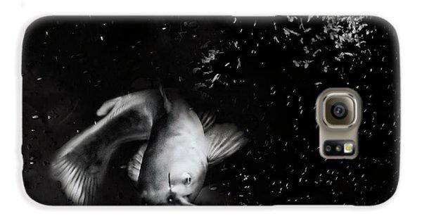 Catfish Galaxy S6 Case - Catfish Dance by Susan Capuano