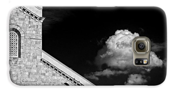 Cathedral And Cloud Galaxy S6 Case by Silvia Ganora