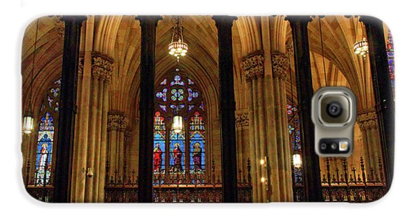 Galaxy S6 Case featuring the photograph Cathedral Arches by Jessica Jenney