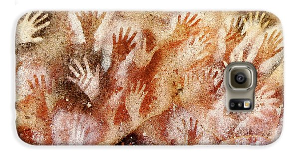 Cave Of The Hands - Cueva De Las Manos Galaxy S6 Case