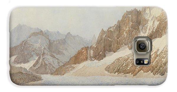 Mountain Galaxy S6 Case - Chamonix by SIL Severn