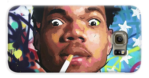 Chance The Rapper Galaxy S6 Case