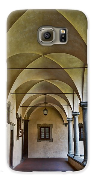 Chapel Hallway Galaxy S6 Case by Kim Wilson