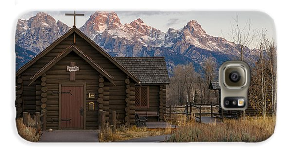 Chapel Of The Transfiguration - II Galaxy S6 Case