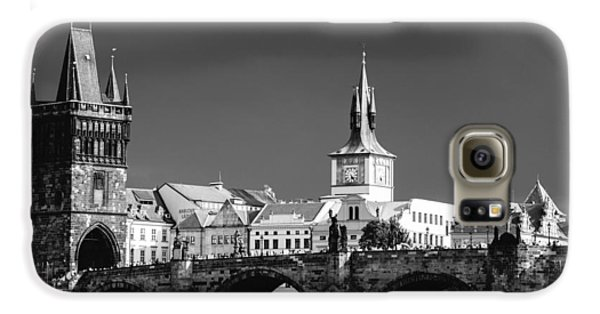 Charles Bridge Prague Czech Republic Galaxy S6 Case
