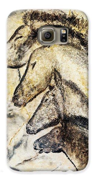 Chauvet Horses Galaxy S6 Case