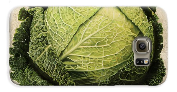 Checcavolo Galaxy S6 Case by Danka Weitzen