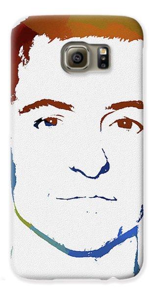 Chester Bennington Color Tribute Galaxy S6 Case