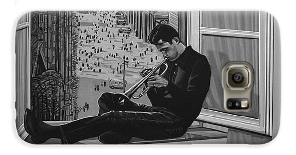 Chet Baker Galaxy S6 Case