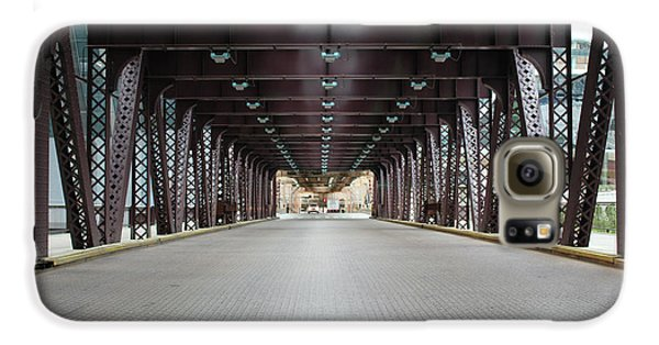 Chicago Bridges Galaxy S6 Case