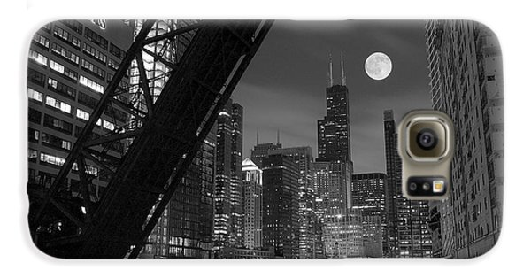 Chicago Pride Of Illinois Galaxy S6 Case by Frozen in Time Fine Art Photography