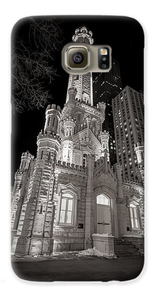 Chicago Water Tower Galaxy S6 Case