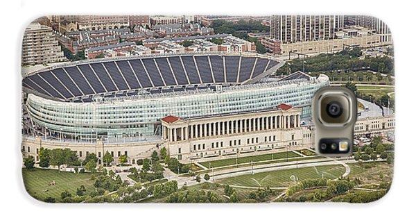 Chicago's Soldier Field Aerial Galaxy S6 Case