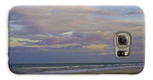 Chiffon Sunset Galaxy S6 Case
