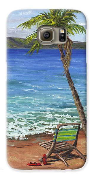 Chillaxing Maui Style Galaxy S6 Case