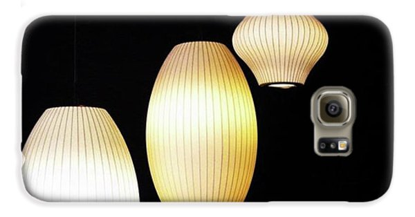 London Galaxy S6 Case - Chinese Lanterns In London  #chinatown by Heidi Hermes
