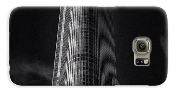 Design Galaxy S6 Case - #chitown #chicity #chicago #chicagobean by David Haskett