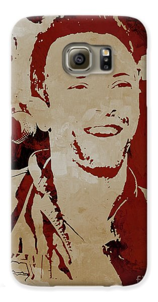 Chris Martin Coldplay Galaxy S6 Case