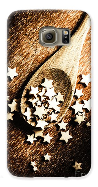 Christmas Cooking Galaxy S6 Case